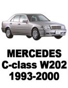 ᐉ Б/У Запчасти Разборка MERCEDES-BENZ C-class W202 (Мерседес В202) 1993-2000: Купить оригинальные автозапчасти БУ на авторазборк