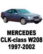 ᐉ Б/У Запчасти Разборка MERCEDES-BENZ CLK-class W208 (Мерседес ЦЛК В208) 1997-2002: Купить оригинальные автозапчасти БУ на автор