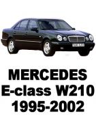 ᐉ Б/У Запчасти Разборка MERCEDES-BENZ E-class W210 (Мерседес В210) 1995-2002: Купить оригинальные автозапчасти БУ на авторазборк