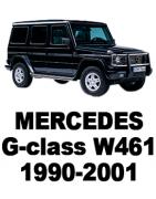 ᐉ Б/У Запчасти Разборка MERCEDES-BENZ G-class W461 (Мерседес В461) 1990-2001: Купить оригинальные автозапчасти БУ на авторазборк
