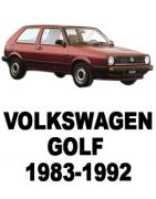 ᐉ Б/У Запчасти Разборка VOLKSWAGEN GOLF 2 (Фольксваген Гольф 2) 1983-1992: Купить оригинальные автозапчасти БУ на авторазборке R