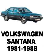 ᐉ Б/У Запчасти Разборка VOLKSWAGEN SANTANA (Фольксваген Сантана) 1981-1988: Купить оригинальные автозапчасти БУ на авторазборке