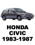 Разборка HONDA CIVIC (1983-1987) ✅ Купить Запчасти БУ Киев Украина