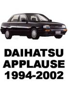 ᐉ Б/У Запчасти Разборка Daihatsu Applause (Дайхатсу Апплауз): Купить оригинальные автозапчасти БУ на авторазборке Razborka-UA в
