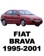 Разборка FIAT BRAVA (1995-2001) - Запчасти БУ Купить в Украине